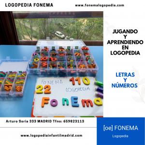 Logopedas Madrid Sanchinarro